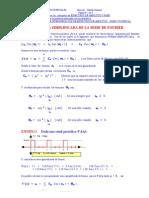 CLASE # 4 Serie Simplificada de Fourier y Espectros