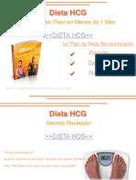 dieta hcg