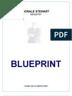 Donale Stewart Ministry Blueprint