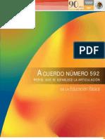 Acuerdo_592 presentación en libro 2011