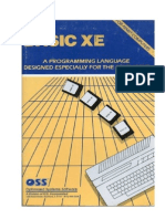 Basic Xe Manual