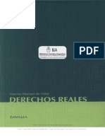 Derechos Reales - Tomo III - Marina Mariani de Vidal