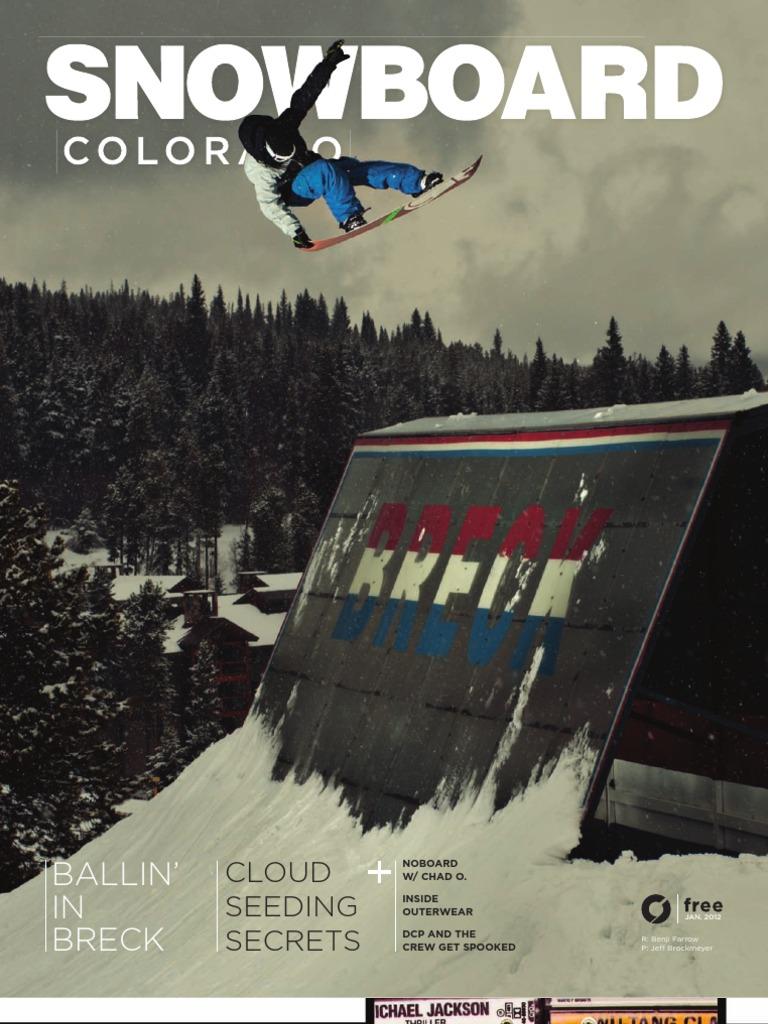 Snowboard Colorado Magazine (V2I5)  dc662f423341