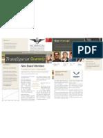 Transfigurist Quarterly Issue 1