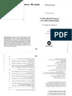 4-3485 - REICHARDT - La revolución francesa y la cultura democrática Cap 4