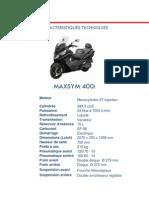Maxsym-400i