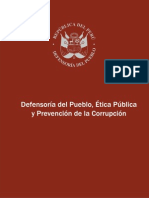 DP con ética pública