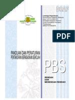 Panduan Dan Peraturan PBS