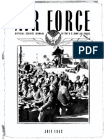 Air Force News ~ Jul-Sep 1943