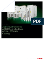 Drive ACS800 Singgle Drive