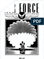 Air Force News ~ Apr-Jun 1943