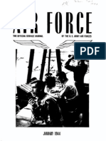 Air Force News ~ Jan-Mar 1944