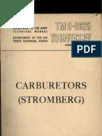 Carburetor Stromberg B