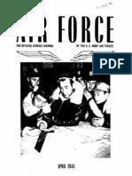 Air Force News ~ Apr-Jun 1944