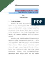 ANALISIS FAKTOR-FAKTOR YANG MEMPENGARUHI  BESARNYA SIMPANAN MUDHARABAH PERBANKAN SYARIAH DI INDONESIA PERIODE 1993.I –2003.IV DALAM JANGKA PENDEK DAN JANGKA PANJANG