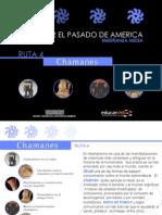 América Precolombina los Chamanes