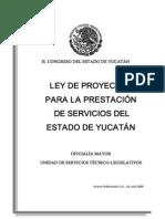 ley-de-proyectos-para-la-prestacion-de-servicios-del-estado-de-yucatan