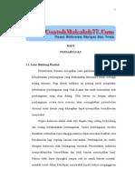 Analisis  Dampak Perubahan Sektor Ekonomi Primer Terhadap Tingkat Pendapatan Perkapita di Kota Pontianak ( Periode 1989-2003 )