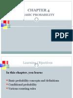 Chap 04 - Basic Probability