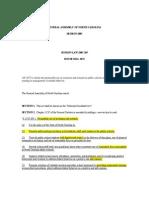 Greenblatt Act Ncgs