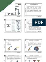 Cálculo de Cv para válvulas de control