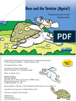 The Hare and the Tortoise (Again!) - English