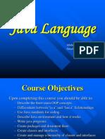 Java 2 Presentation