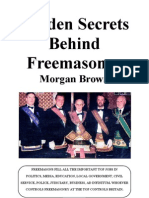 Morgan Brown - Hidden Secrets Behind Freemasonry