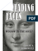 Zebrowitz 1997 Reading Faces - Cap 2