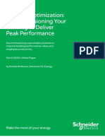 Building Optimization White Paper for Download