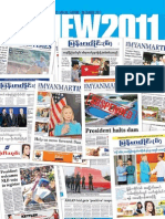 The Myanmar Times _ Year in Review 2011 _ 2011 Dec 26