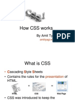how css works
