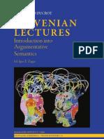 Slovenian lectures