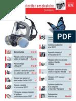 Equipement Protection Respiratoire