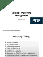 9 Marketing Mix Strategy - 4P