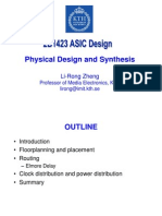 Lecture Physical Synthesis
