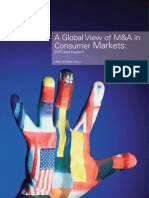 Global View MA in Consumer Markets