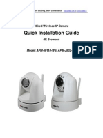 Quick Guide_Apexis_IPCAM(APM-J0118-WS & APM-J802-WS)