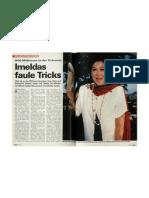 Schweizer Illustrierte 1991 article