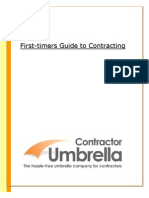Contracting First Timer Guide