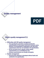 Quality Management What is Quality Management 13253