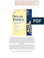 A Novel Optimization Sizing Model for Hybrid Solar-wind Power Generating System
