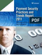 2011 PaymentSecurityPracticesTrendsReport CyberSource Trustwave