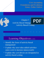 Chapter 5 Activity Based Costing