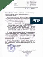 Adresa Nr. 17014 Din 03.10.2011 Inscriere Examen Grad Didactic