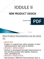 PPT-6 (New Product Design)