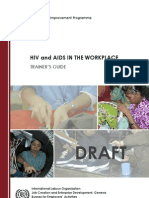 HIV and AIDS in the Workplace