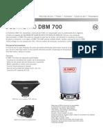 DBM 700