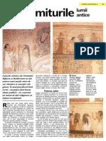 Zeii Si Miturile Lumii Antice