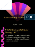 Bronchial Hygiene
